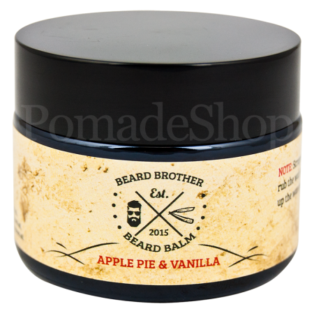 Beard Brother Beard Balm Applepie and Vanilla