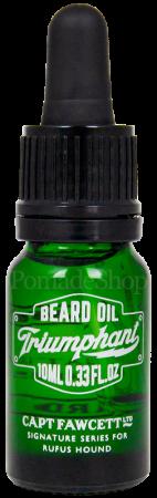 Captain Fawcett Triumphant Beard Oil 10 ml