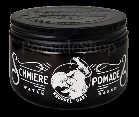 Schmiere Gentleman's Waterbased Pomade Knüppelhart