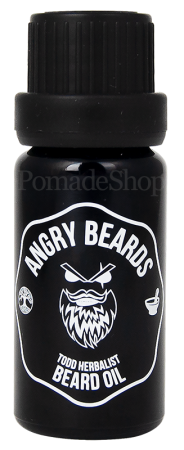 Angry Beards Beard Oil Todd Herbalist