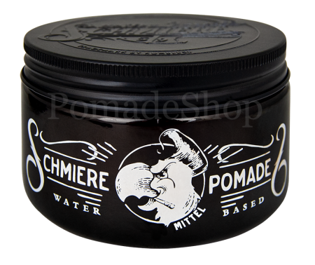 Schmiere Gentleman's Waterbased Pomade Mittel
