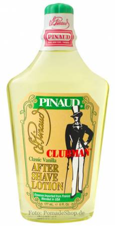 Clubman Classic Vanilla After Shave