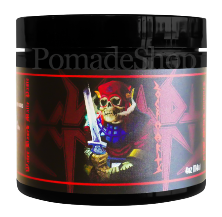 Lockhart's Grease All End All - WATER BASED MATTE POMADE
