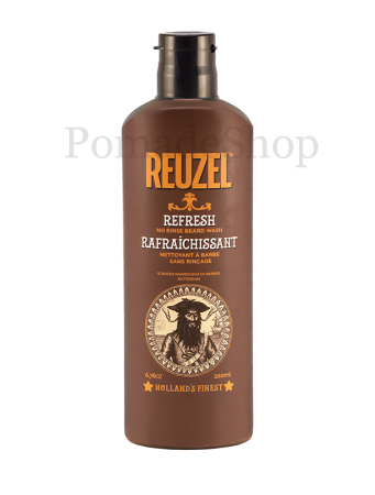 Reuzel Refresh - No Rinse Beard Wash 200 ml