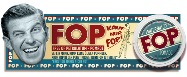 FOP Free of Petrolatum