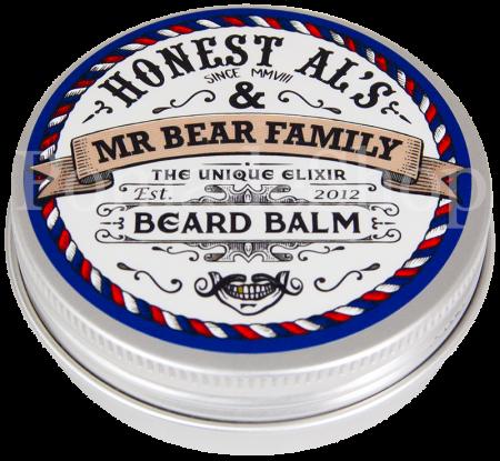 Mr Bear Family Honest Al Beard Balm