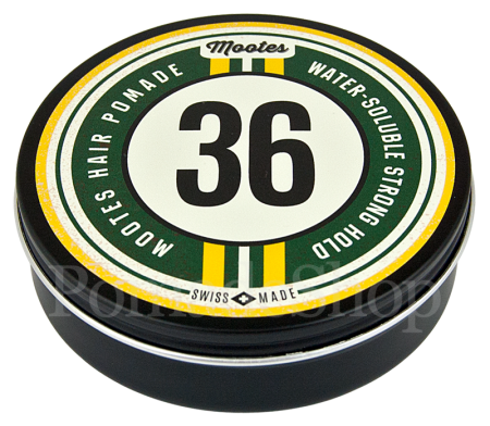 Mootes Hair Pomade Water-Soluble Strong Hold #36
