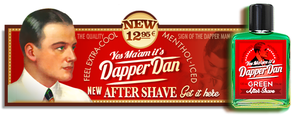 Dapper Dan Aftershave